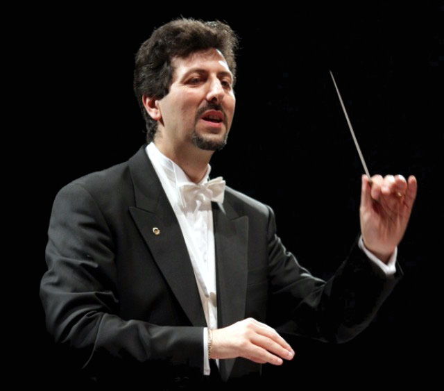 Resultado de imagem para Gianmario Cavallaro - Direttore d'Orchestra,